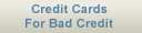 Best Rate Credit Cards to help People with Bad Credit